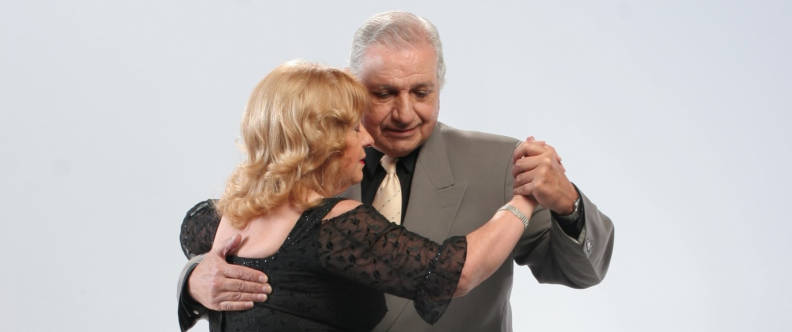 Carlos and Rosa Perez are dancers and teachers at the Club Sunderland.