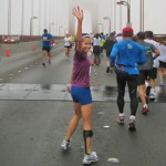 Going the distance – all 26.2 miles – with MS