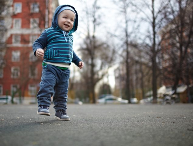 Myths about learning to walk. The Baby Post