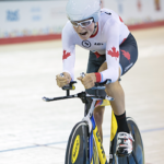 Michael Sametz, Para-cyclist on the road to Rio