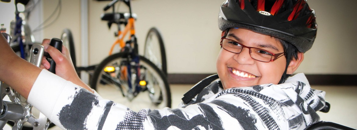 Adaptive Bikes Offer New Freedom To Kids With Special