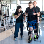 Calgary study examines benefits of exoskeletons for spinal cord injuries