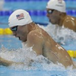 Is a rare bump on the chest actually helping American breaststrokers?