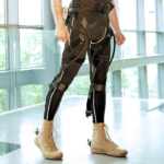 Harvard engineers designed a soft wearable robot