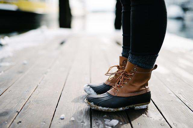 Winter Boots Photo credit Unsplash Pixabay (CC0)