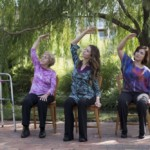 Chair yoga helps older adults manage osteoarthritis pain