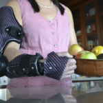 Myoelectric orthosis for the upper limb