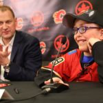 Calgary Flames sign Fionn Daly to one-day contract