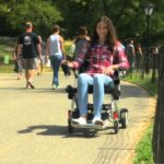 The wheels of freedom: My first motorized wheelchair