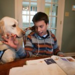 The family dog could help boost physical activity for kids with disabilities