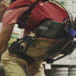 Lowe's and Virginia Tech equip retail employees with assistive exosuit