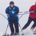 Calgary learn to ski and snowboard for persons with disabilities at Canada Olympic Park