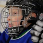 Boy, 12, overcomes limited mobility and inspires friends to play sledge hockey