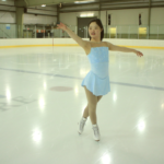 Canmore figure skater with Down syndrome finds expression, recognition on ice