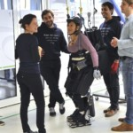 Self-balancing robotic suit mimics how humans move could let wheelchair users walk again