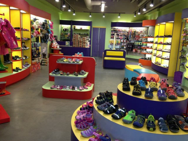 separation shoes b7ce8 cbef1 We carry Calgary s biggest selection of fashionable footwear in all sizes –  from newborn to Youth size 7 (including half sizes) – and ensure your child  is ...