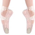 'P-rouette' is a 3D-printed ballet shoe designed to reduce pain