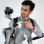 Meet the guy with four arms, two of which someone else controls in VR