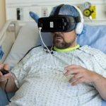 Virtual reality for wound care patients a Canadian first