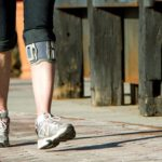 Ankle-foot orthoses and functional electrical stimulation for foot drop in MS
