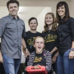 Custom home built for family of disabled nine-year-old daughter