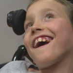 How a team of MUN students helps a boy with cerebral palsy hold his head high