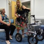 Walking frame could keep older adults active