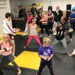 Taekwondo school offers unique course for people with Down syndrome