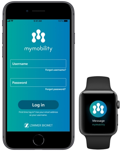 Zimmer Biomet and Apple launch major clinical study detailing